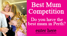 Best Mum Competition